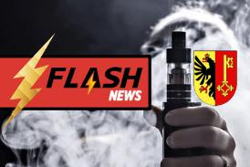 ZWITSERLAND: De Raad van State van Genève verwerpt een referendum om vapen niet gelijk te stellen aan tabak