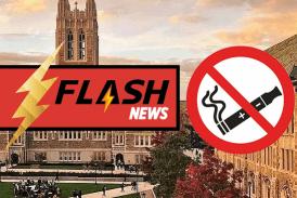 VERENIGDE STATEN: Vapen en roken verboden in Boston College vanaf augustus.