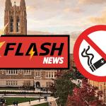 ארצות הברית: איסור עישון ועישון במכללת בוסטון החל באוגוסט.