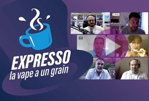 CULTURE: Espresso, het nieuwe korte formaat dat laat zien dat de damp een korrel heeft!