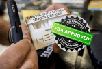 """ארצות הברית: ה- FDA מנקה את איקוס כ""""כלי להפחתת סיכונים """""""