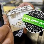 """ארצות הברית: ה- FDA מסיר את איקוס לשיווק כ""""כלי להפחתת סיכונים """""""
