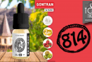 REVIEW / TEST: Gontran (Fruity Range) met 814