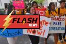 STATI UNITI: Le Hawaii si stanno preparando a vietare lo svapo e i prodotti del tabacco aromatizzati.
