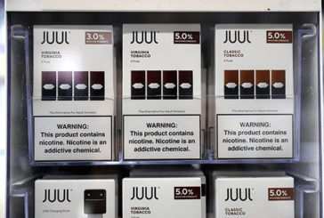 UNITED STATES: Juul launches aggressive campaign against pods available on the black market.