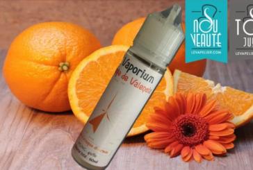 REVIEW / TEST: Valencia Orange by Le Vaporium