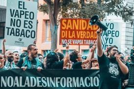 SPANJE: UPEV dient een klacht in naar aanleiding van de onophoudelijke aanvallen op het vapen van het ministerie van Volksgezondheid
