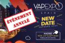 תרבות: המארגנים מכריזים על ביטול Vapexpo מדריד 2020!