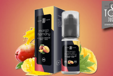 REVIEW / TEST: Mango Harmony (Glam Vape Range) by Eliquide-diy