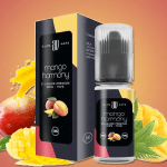 ΑΝΑΣΚΟΠΗΣΗ / ΔΟΚΙΜΗ: Mango Harmony (Glam Vape Range) του Eliquide-diy