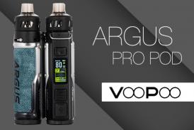 ΠΛΗΡΟΦΟΡΙΕΣ ΠΑΡΤΙΔΑΣ: Argus Pro Pod (Voopoo)