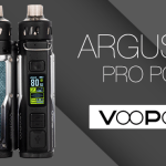 INFORMACIÓN DE BATCH: Argus Pro Pod (Voopoo)