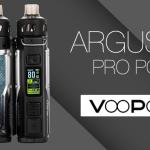 批次信息:Argus Pro Pod(Voopoo)