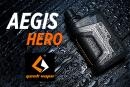 מידע על אצווה: Aegis Hero (Geek Vape)
