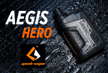 BATCH INFO: Aegis Hero (Geek Vape)