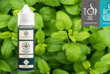 REVIEW / TEST: Monster Frost door Flavour Hit Vaping Club