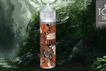 REVUE / TEST : Lime Tiger par Yakuza