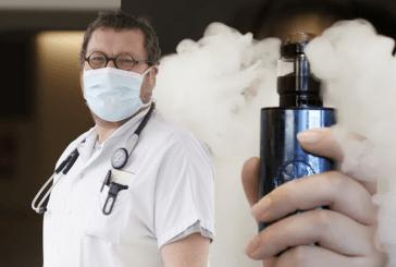 """SALUTE: """"La sigaretta elettronica ha chiaramente il suo posto"""" secondo un pneumologo dell'ospedale Lyon Sud"""