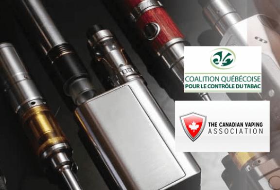 CANADA: un rapporto sul controllo del tabacco che uccide lo svapo!