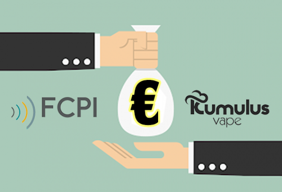 ECONOMIA: Kumulus Vape raccoglie 2,5 milioni di euro dal fondo comune francese per l'innovazione