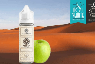 REVUE / TEST : Persian Apple par Flavor Hit Vaping Club