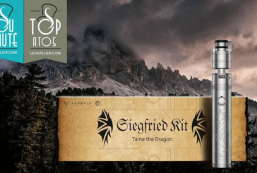 REVISIONE / PROVA: Kit Siegfried di Vapefly
