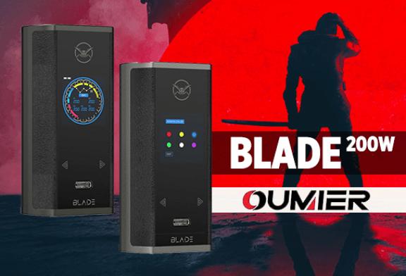 BATCHINFO: Blade 200W (Oumier)