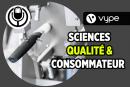 Επιστήμη, ποιότητα και καταναλωτές, φιλοσοφία της Vype στην ανάπτυξη προϊόντων
