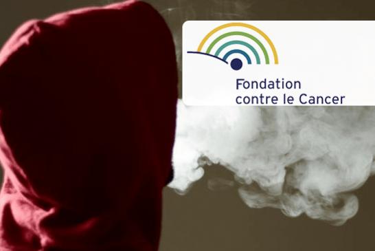 БЕЛЬГИЯ: Vape, «временное решение» по версии Фонда против рака.