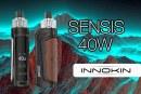 ΠΛΗΡΟΦΟΡΙΕΣ ΠΑΡΤΙΔΑΣ: Sensis 40W (Innokin)