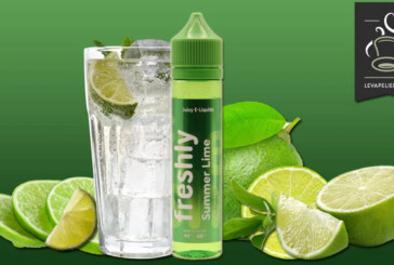 REVUE / TEST : Summer Lime (Gamme Freshly) par Bobble