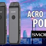 批次信息:Acro Pod(Smok)