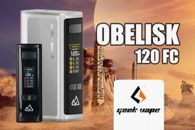 ИНФОРМАЦИЯ О ПАКЕТЕ: Obelisk 120 FC (Geekvape)