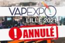 CULTURE : Nouvelle annulation pour l'édition printanière de Vapexpo