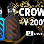 ΠΛΗΡΟΦΟΡΙΕΣ ΠΑΡΤΙΔΑΣ: Crown V 200W (Uwell)