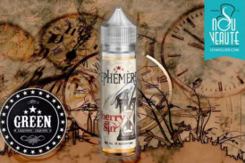 REVIEW / TEST: Sherry Sin (Ephemeral Range) by Green Liquides
