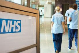 VERENIGD KONINKRIJK: Een vape-kit die wordt aangeboden aan rokers die naar een ziekenhuis komen