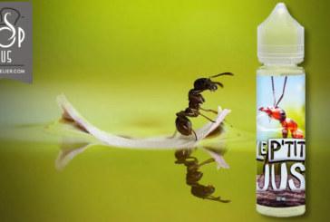 REVIEW / TEST: Le P'tit Jus (Le P'tit Jus Range) van Unicorn Vape / Jin and Juice