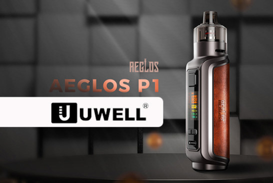 ИНФОРМАЦИЯ О КОМПЛЕКТАЦИИ: Aeglos P1 80W (Uwell)