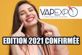 CULTURE: The VAPEXPO e-cigarette fair will take place in October in Paris!