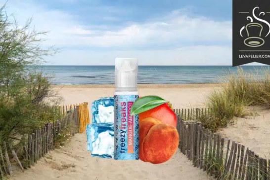 REVISIÓN / PRUEBA: Mango-Apricot (Freezy Freaks Range) por Freaks