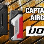 BATCHINFO: Captain AirGo Pod (Ijoy)