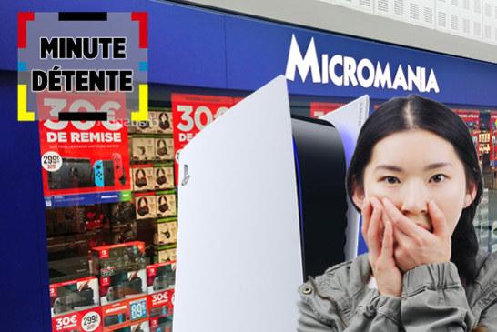 MINUUT ONTSPANNING: Playstation 5 verhuur, Micromania in de wervelwind van sociale netwerken