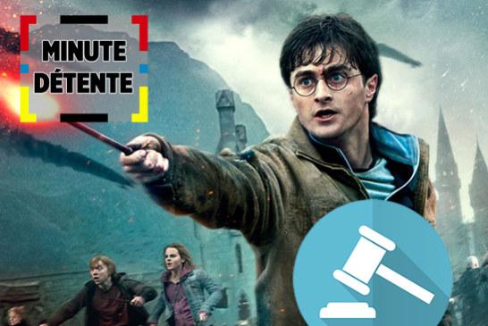 MINUUT ONTSPANNING: Fan van Harry Potter? De toverstok van de echte tovenaar wordt geveild!