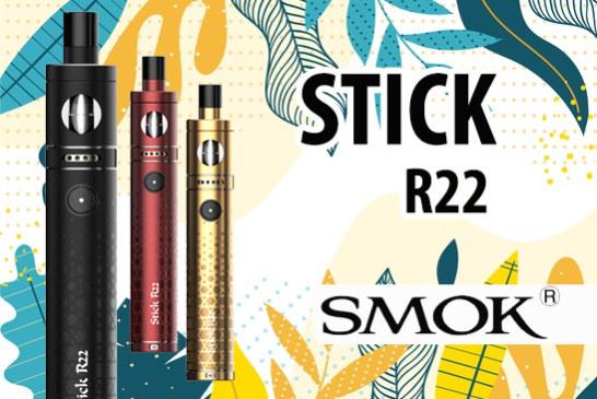ИНФОРМАЦИЯ О ПАРТИИ: Stick R22 2000mAh (Smok)