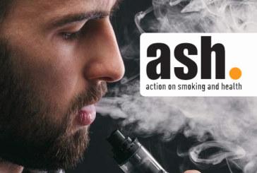 VERENIGD KONINKRIJK: De realiteit van vapen die wordt benadrukt door het nieuwe ASH-rapport!