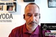 """EXPRESSO: Speciale uitgave nr. 2 - Christophe alias """"Yoda"""" (Le Vapelier)"""
