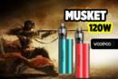 BATCHINFO: Musket 120W (Voopoo)