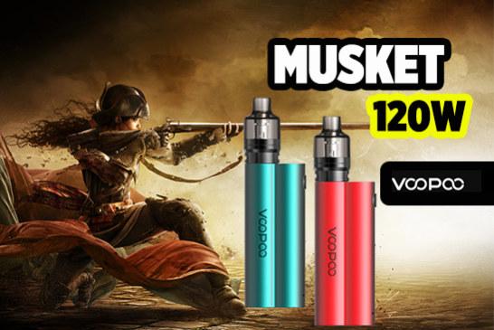 ΠΛΗΡΟΦΟΡΙΕΣ ΠΑΡΤΙΔΩΝ: Musket 120W (Voopoo)