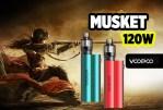 INFO BATCH : Musket 120W (Voopoo)